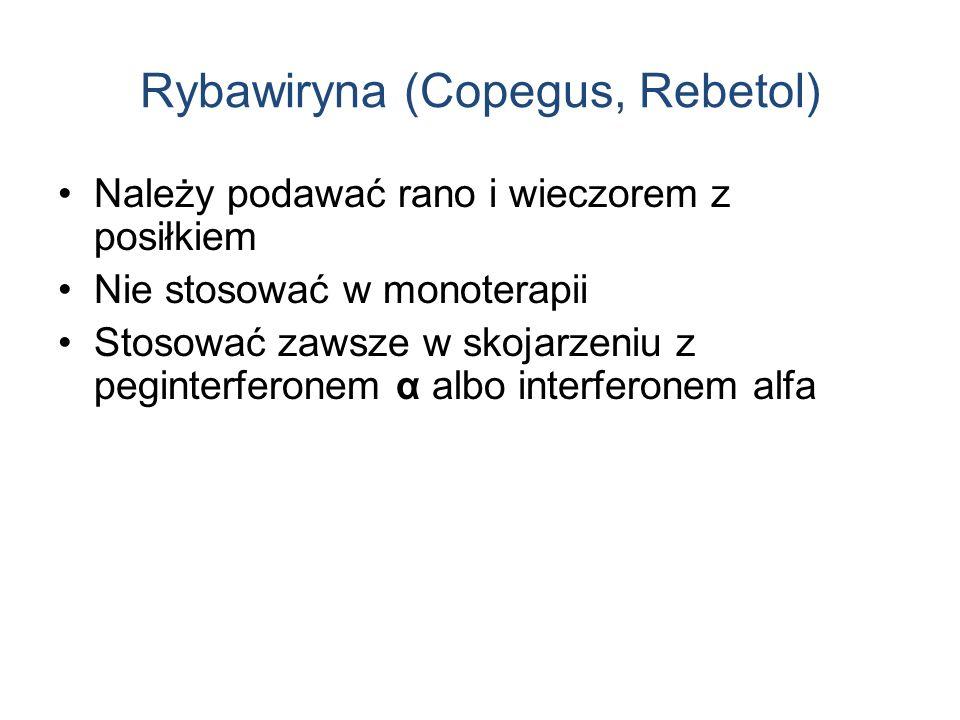 Rybawiryna (Copegus, Rebetol)