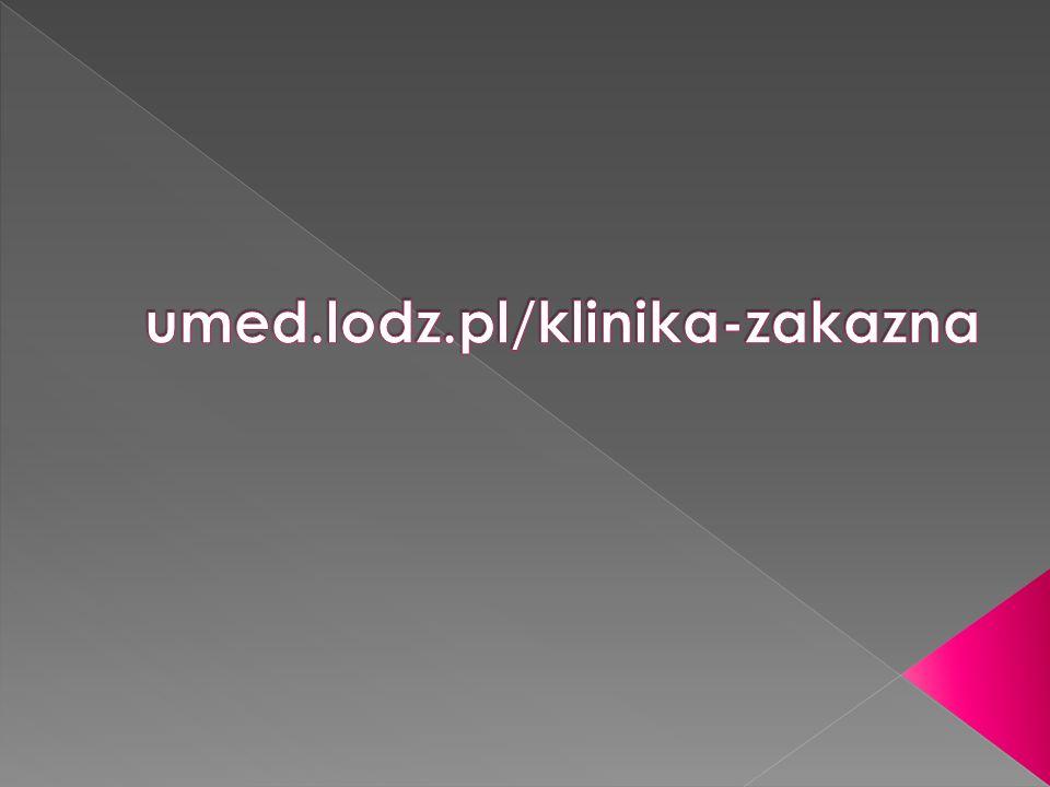 umed.lodz.pl/klinika-zakazna