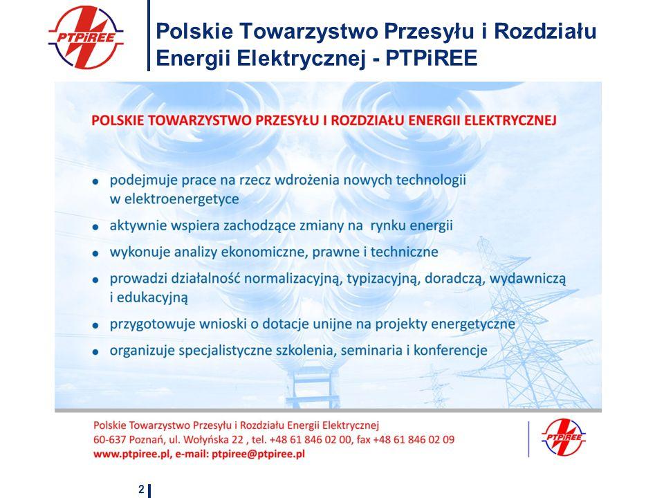 Polskie Towarzystwo Przesyłu i Rozdziału Energii Elektrycznej - PTPiREE