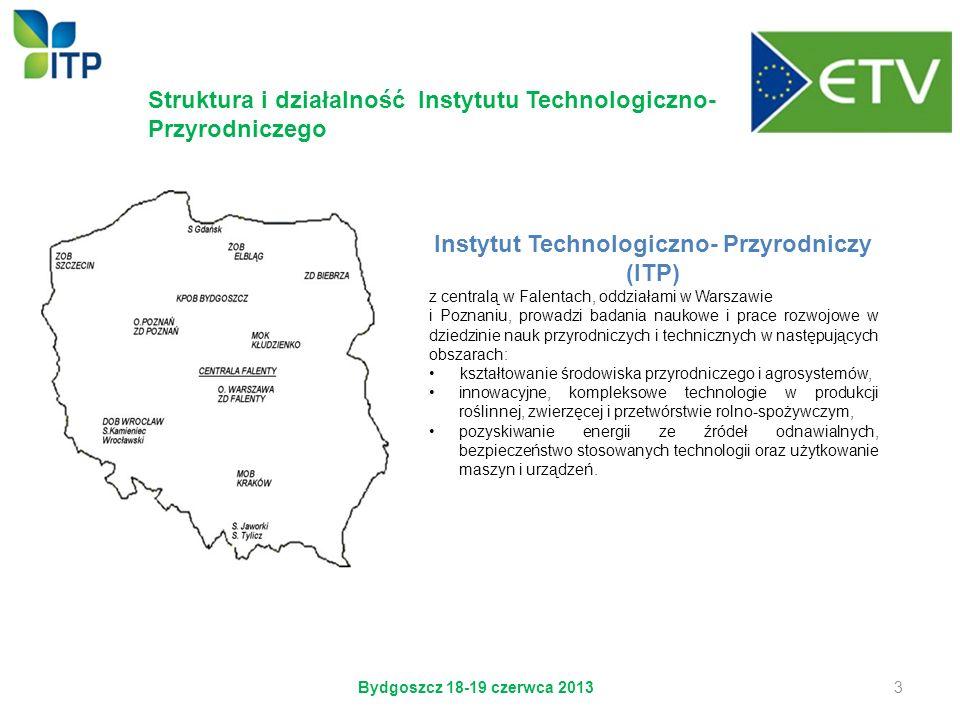 Instytut Technologiczno- Przyrodniczy (ITP)