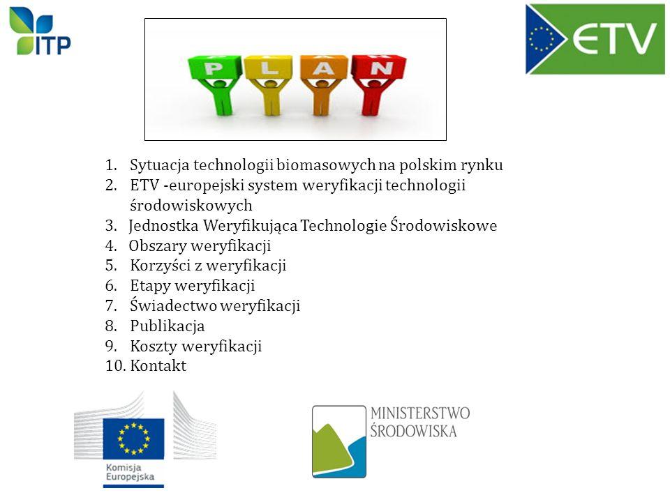 Sytuacja technologii biomasowych na polskim rynku