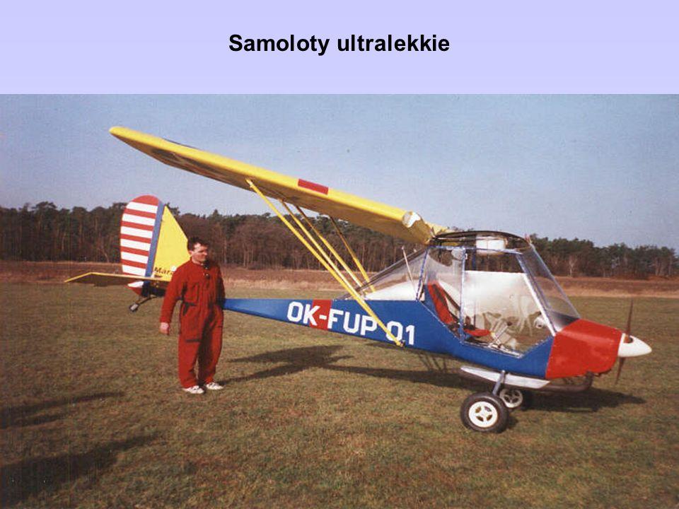 Samoloty ultralekkie