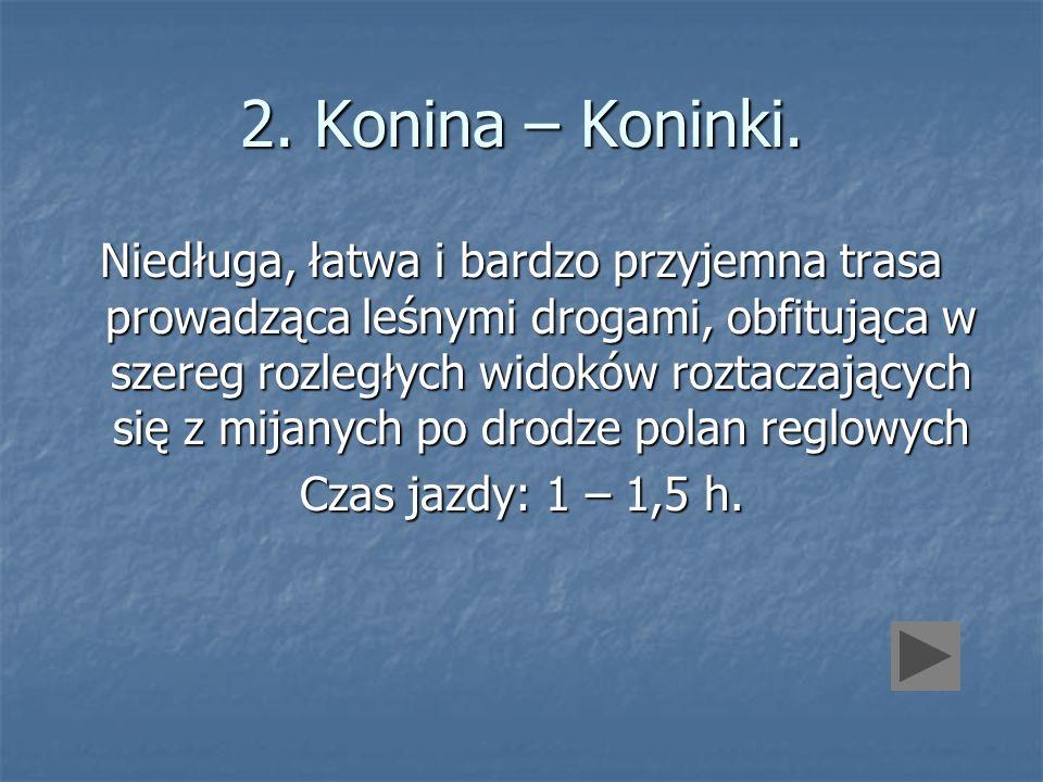 2. Konina – Koninki.