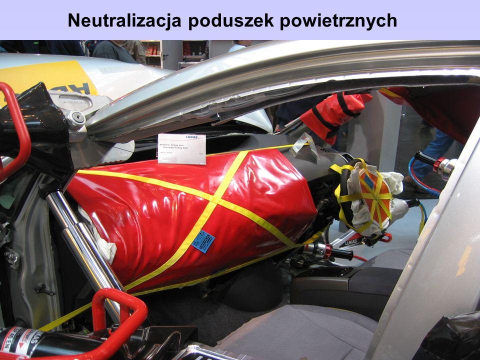 Neutralizacja poduszek powietrznych