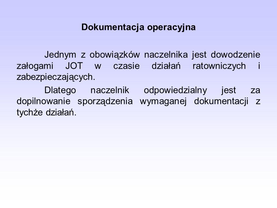 Dokumentacja operacyjna