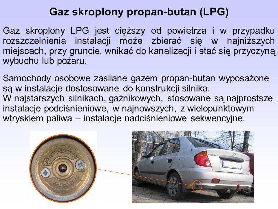 Gaz skroplony propan-butan (LPG)
