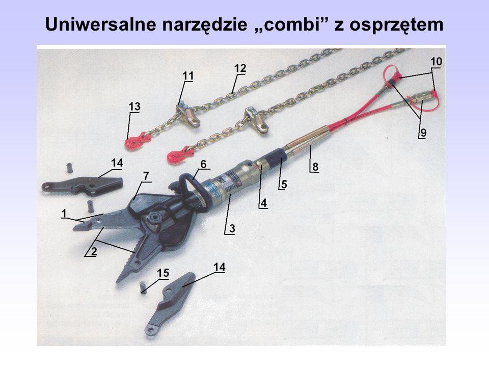 """Uniwersalne narzędzie """"combi z osprzętem"""