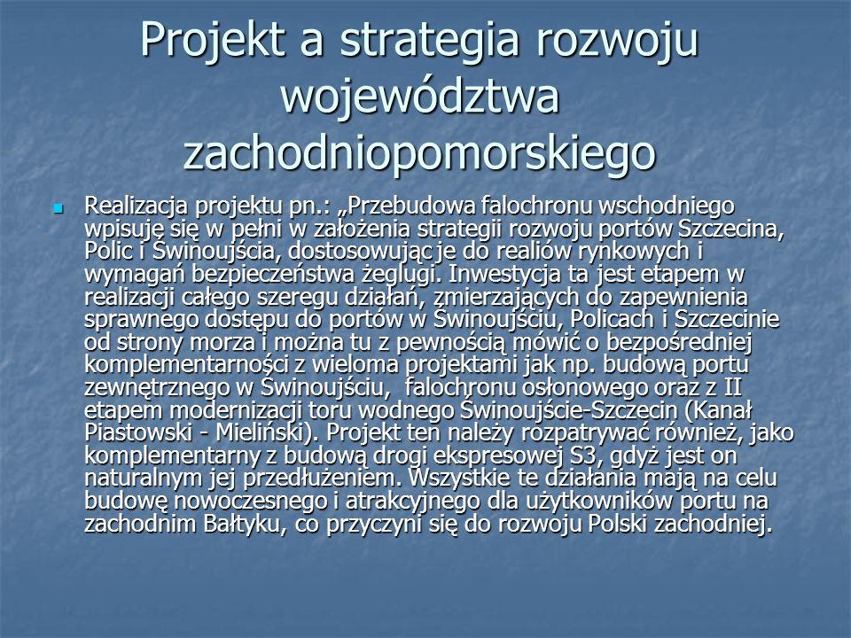 Projekt a strategia rozwoju województwa zachodniopomorskiego
