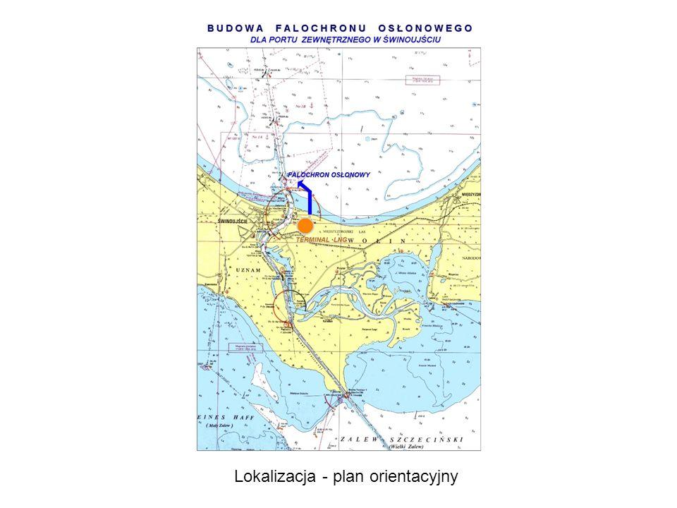 Lokalizacja - plan orientacyjny