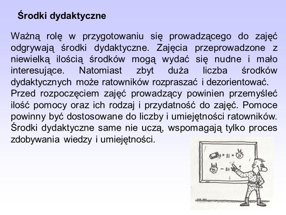 Środki dydaktyczne
