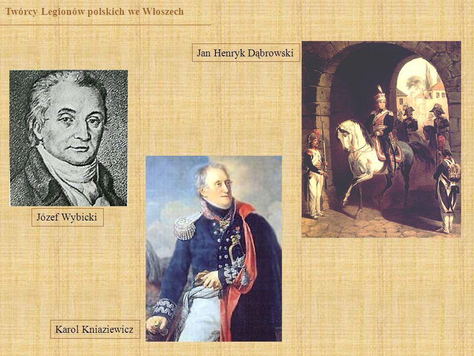 Twórcy Legionów polskich we Włoszech
