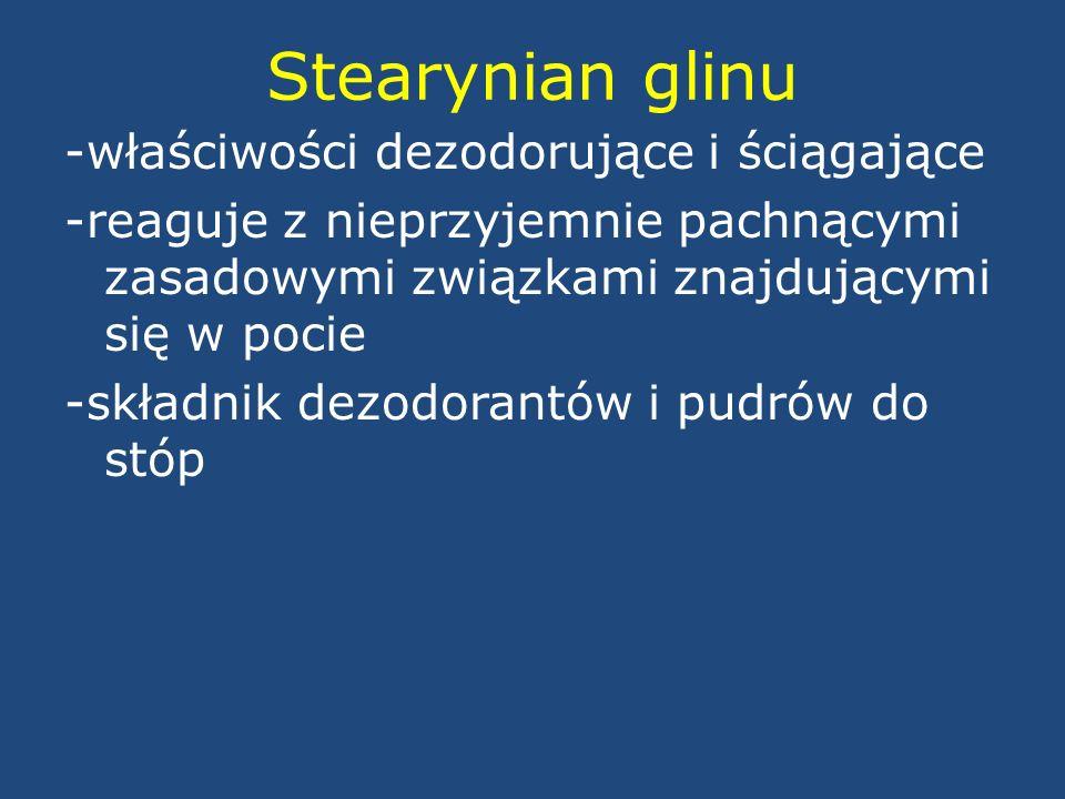 Stearynian glinu
