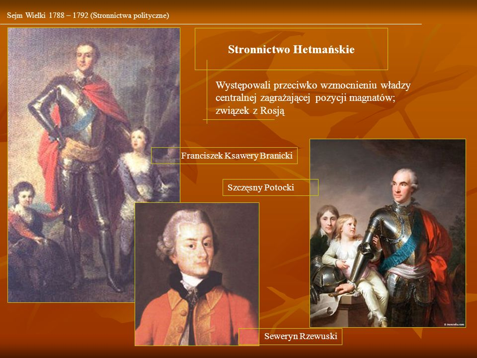 Stronnictwo Hetmańskie