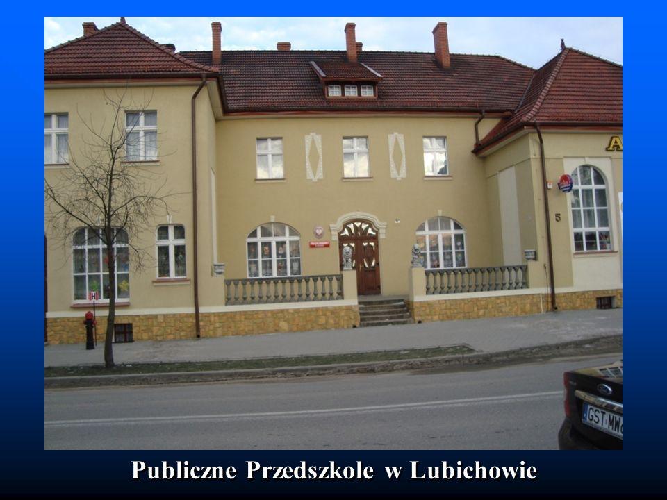 Publiczne Przedszkole w Lubichowie