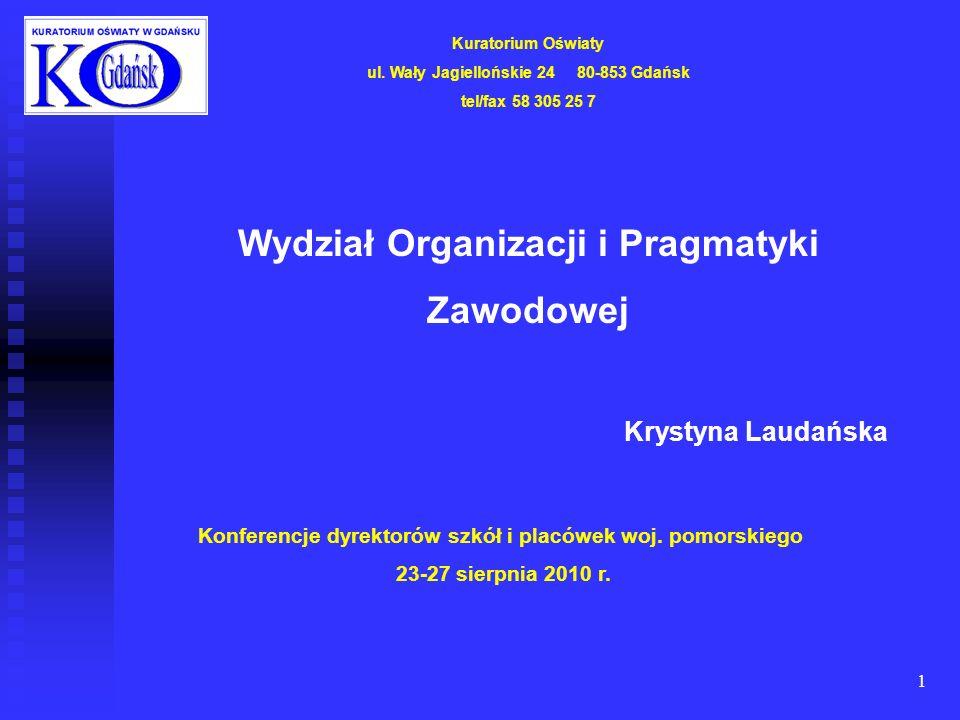 Wydział Organizacji i Pragmatyki Zawodowej