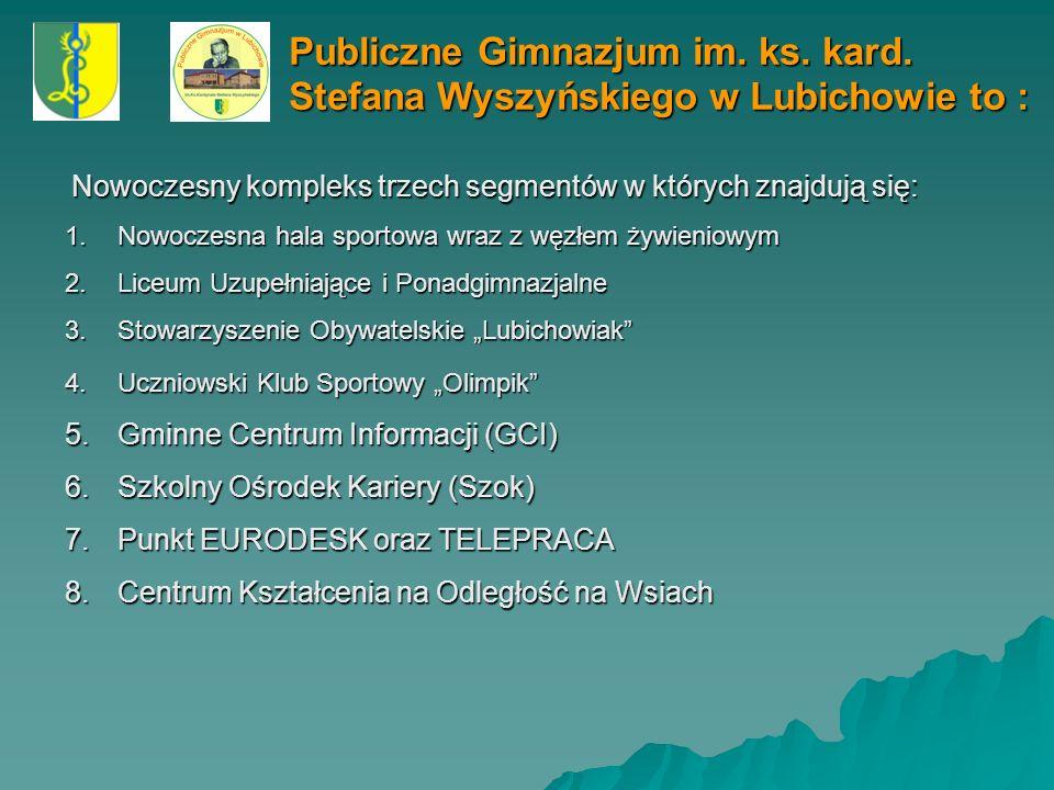 Publiczne Gimnazjum im. ks. kard