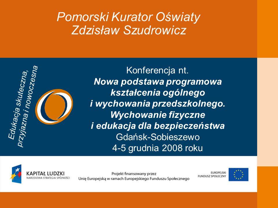 Pomorski Kurator Oświaty Zdzisław Szudrowicz