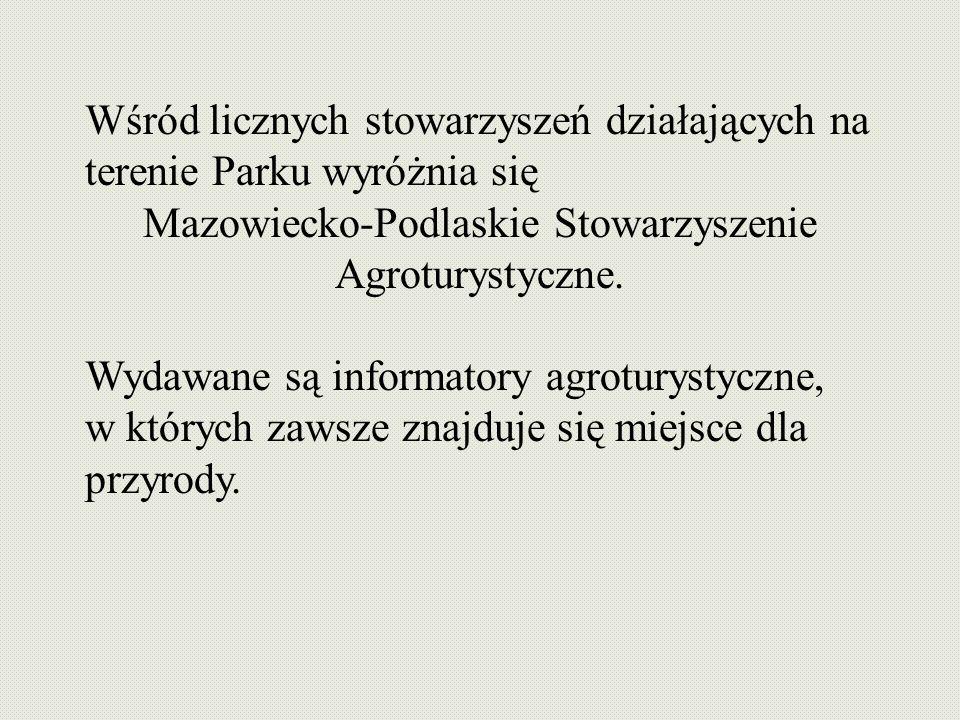 Mazowiecko-Podlaskie Stowarzyszenie Agroturystyczne.