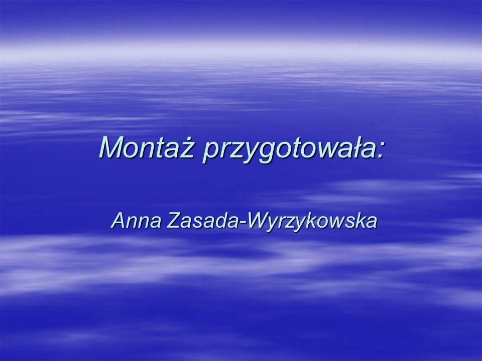 Anna Zasada-Wyrzykowska