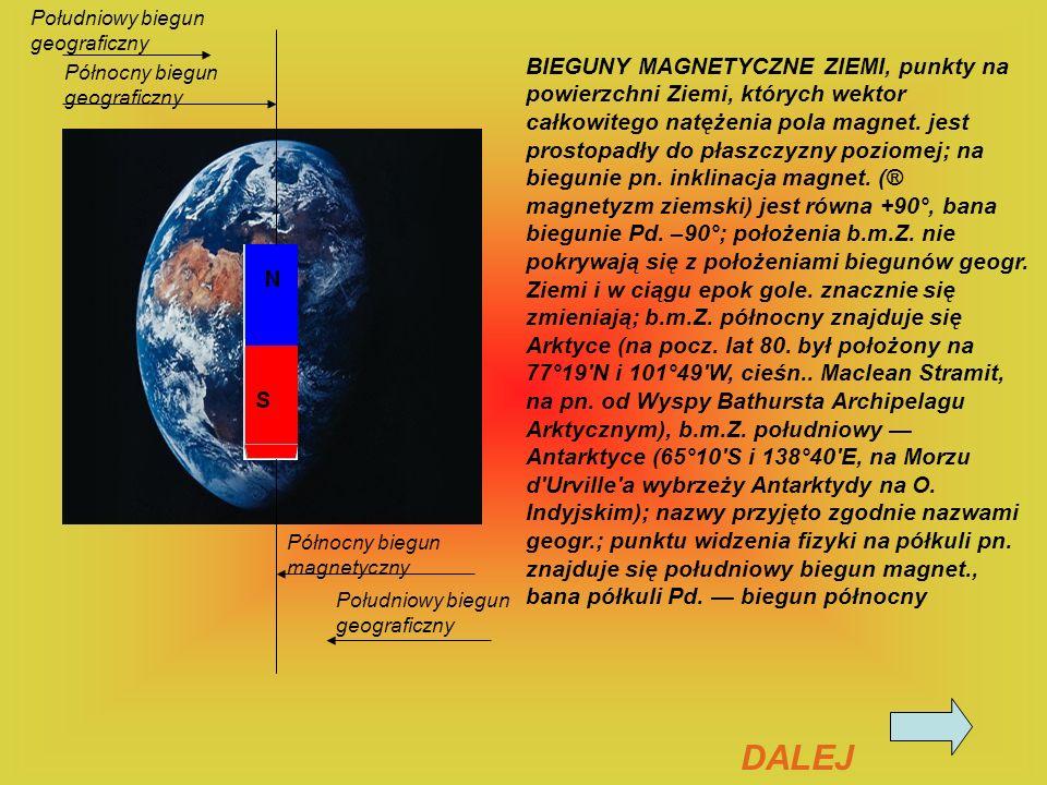 Południowy biegun geograficzny