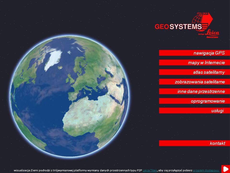 zobrazowania satelitarne