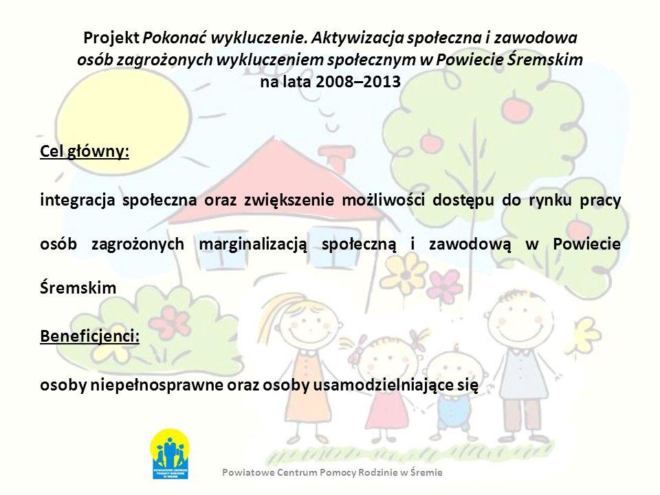 Powiatowe Centrum Pomocy Rodzinie w Śremie