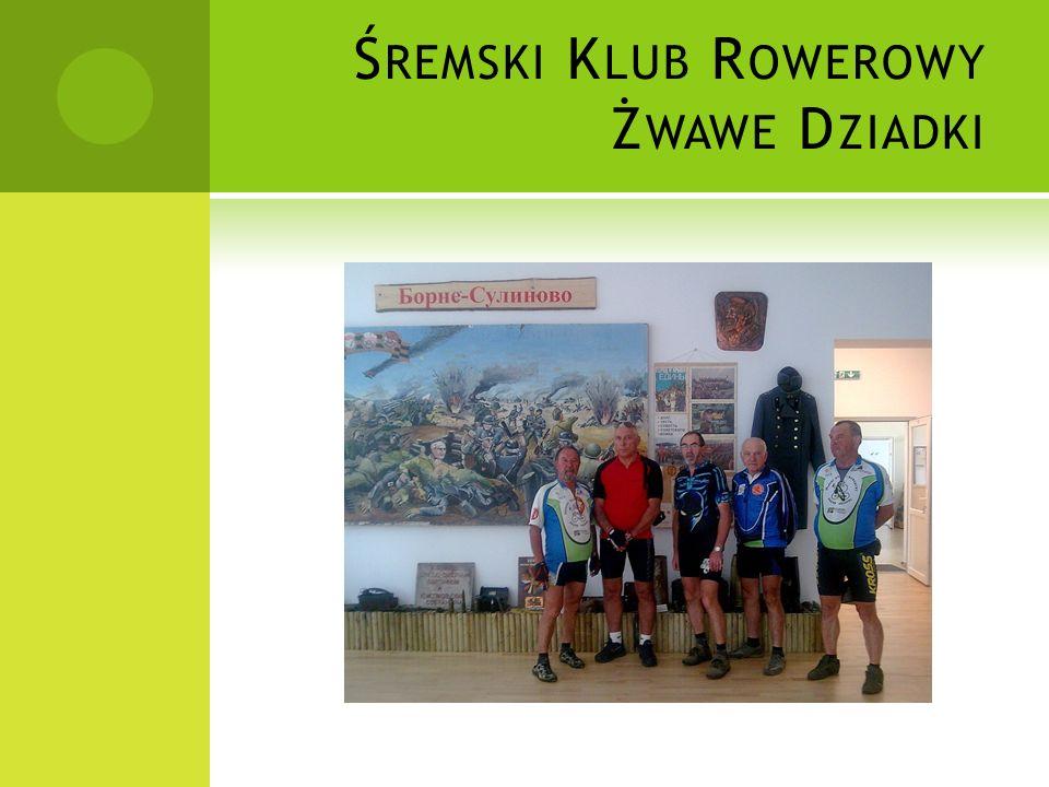 Śremski Klub Rowerowy Żwawe Dziadki