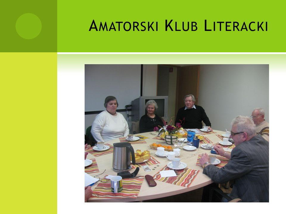 Amatorski Klub Literacki