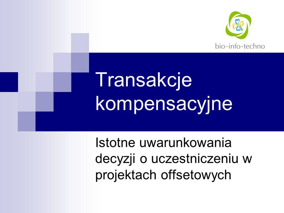 Transakcje kompensacyjne