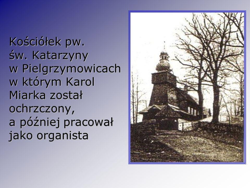 Kościółek pw. św.