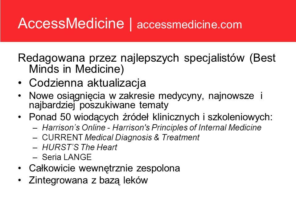 AccessMedicine | accessmedicine.com