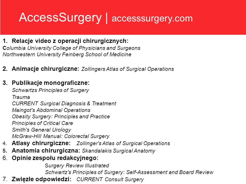 AccessSurgery | accesssurgery.com