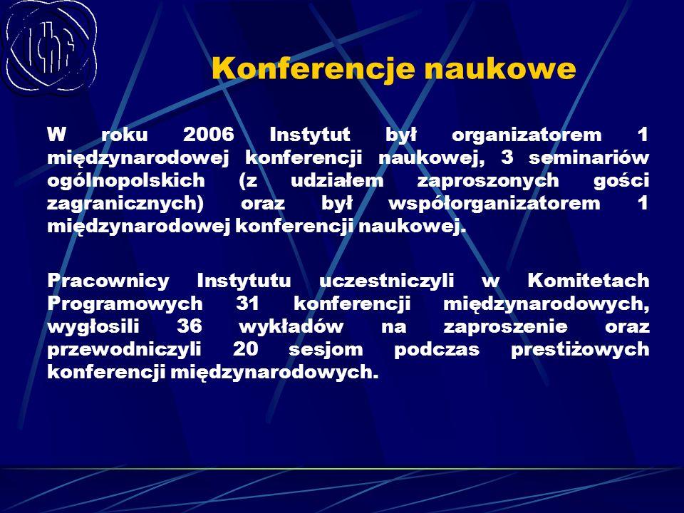 Konferencje naukowe