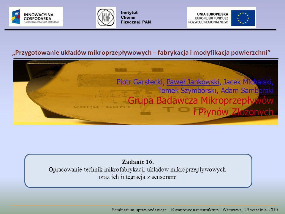 Grupa Badawcza Mikroprzepływów i Płynów Złożonych