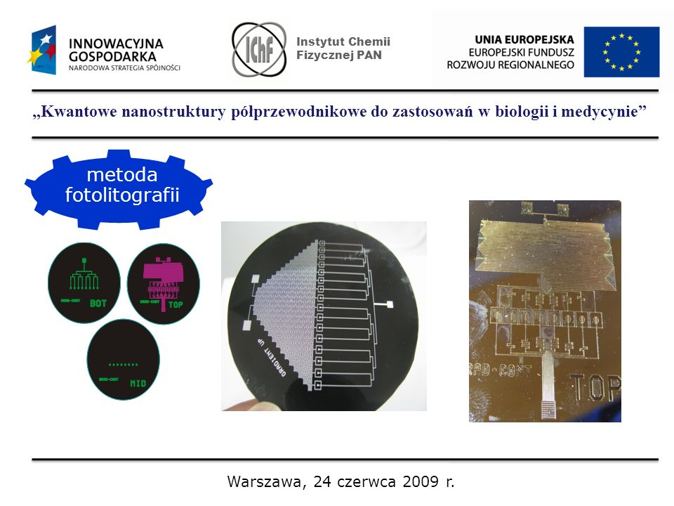 metoda fotolitografii