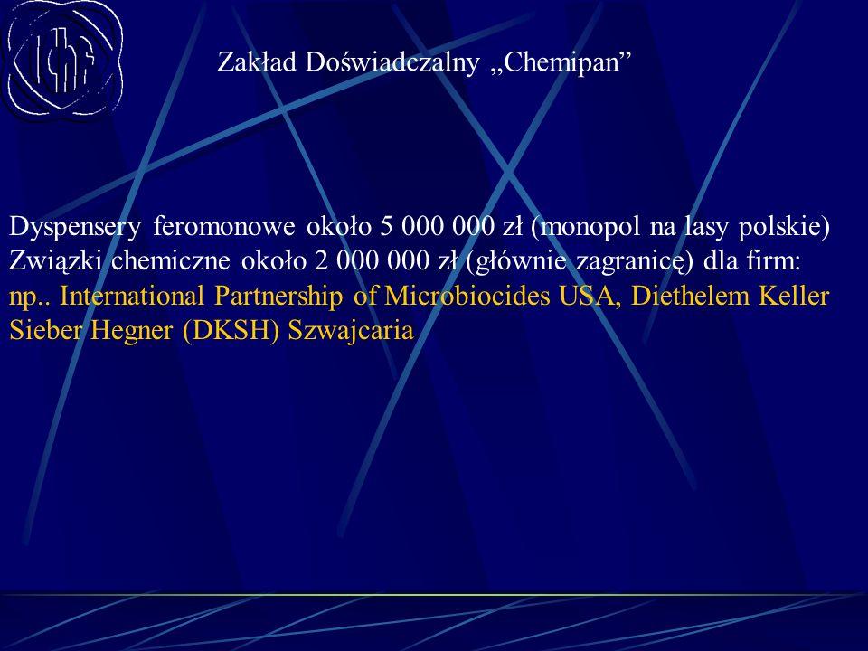 """Zakład Doświadczalny """"Chemipan"""