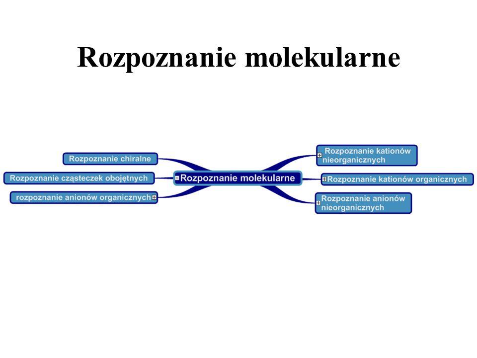 Rozpoznanie molekularne