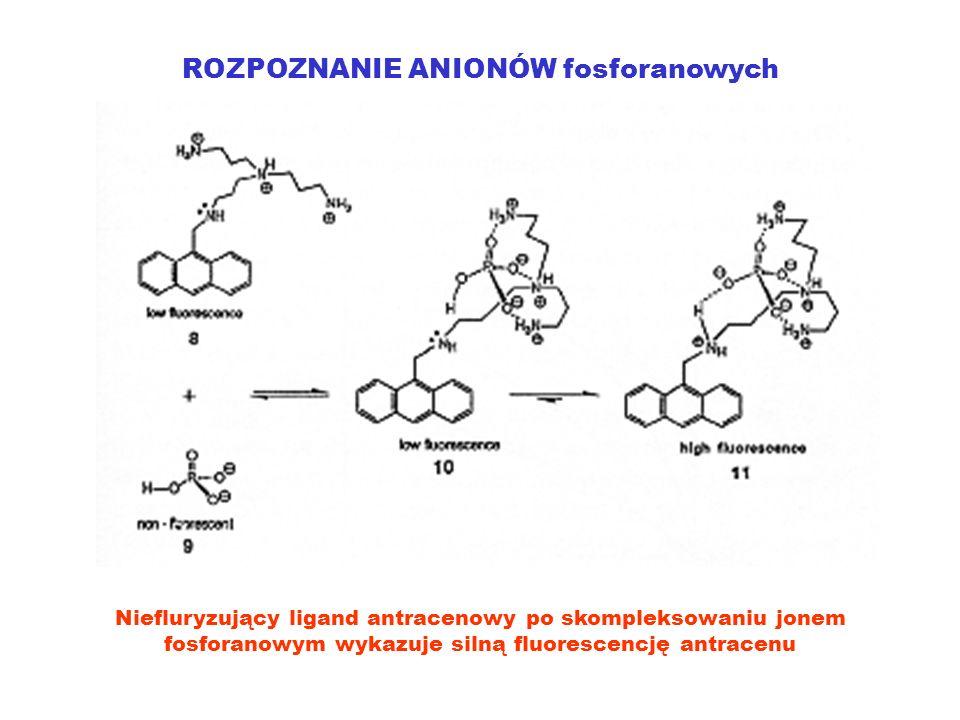 ROZPOZNANIE ANIONÓW fosforanowych