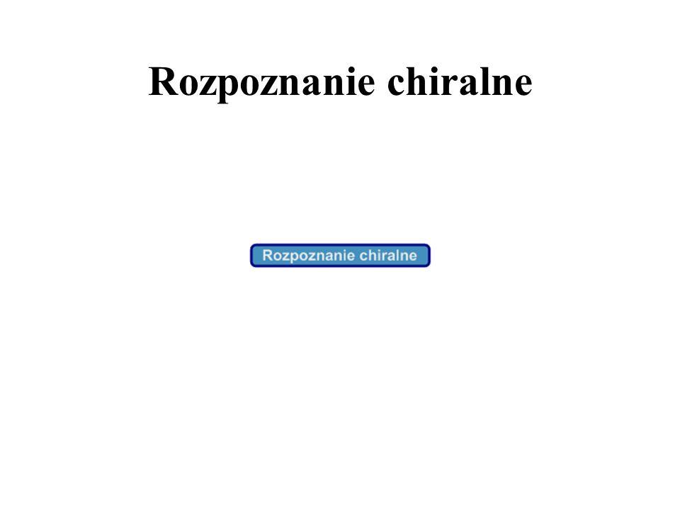 Rozpoznanie chiralne