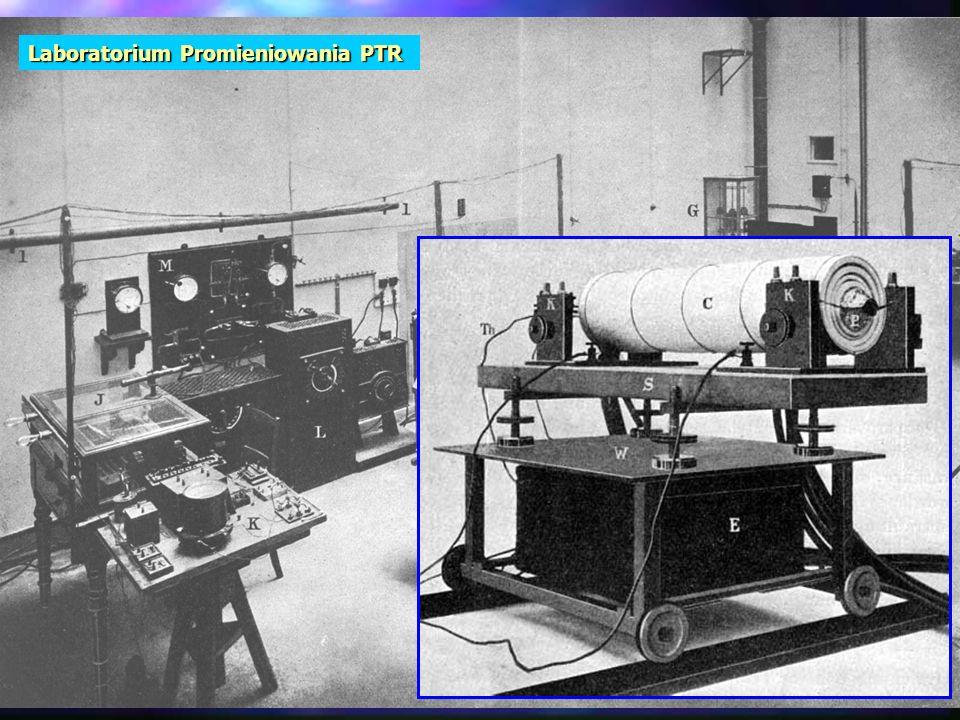Laboratorium Promieniowania PTR