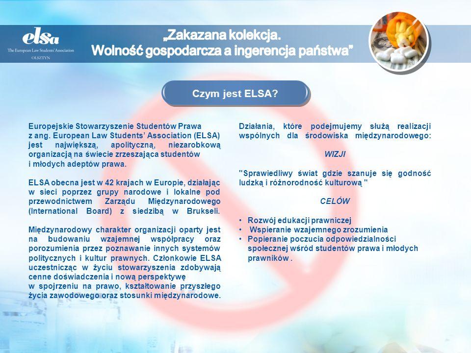Czym jest ELSA w spojrzeniu na prawo, kształtowanie przyszłego życia zawodowego oraz stosunki międzynarodowe.