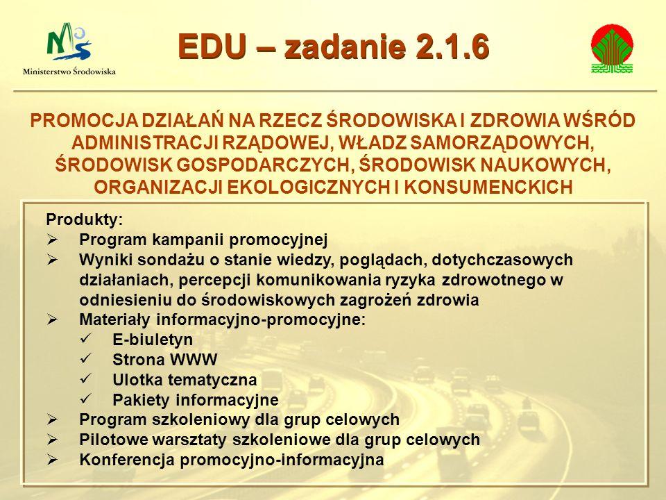 EDU – zadanie 2.1.6