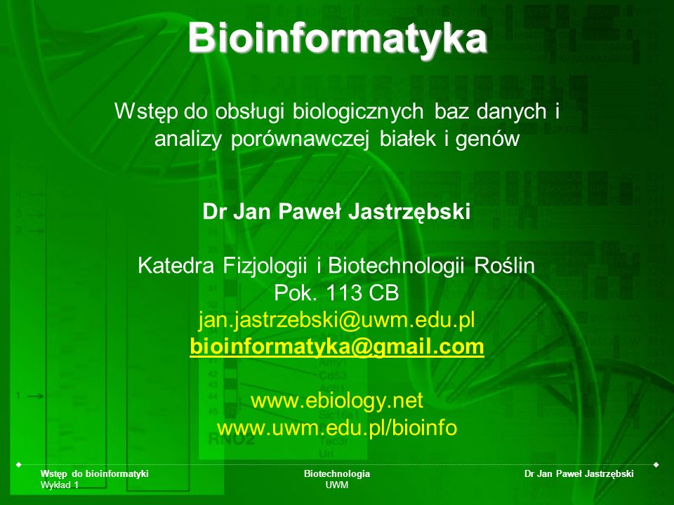 Dr Jan Paweł Jastrzębski