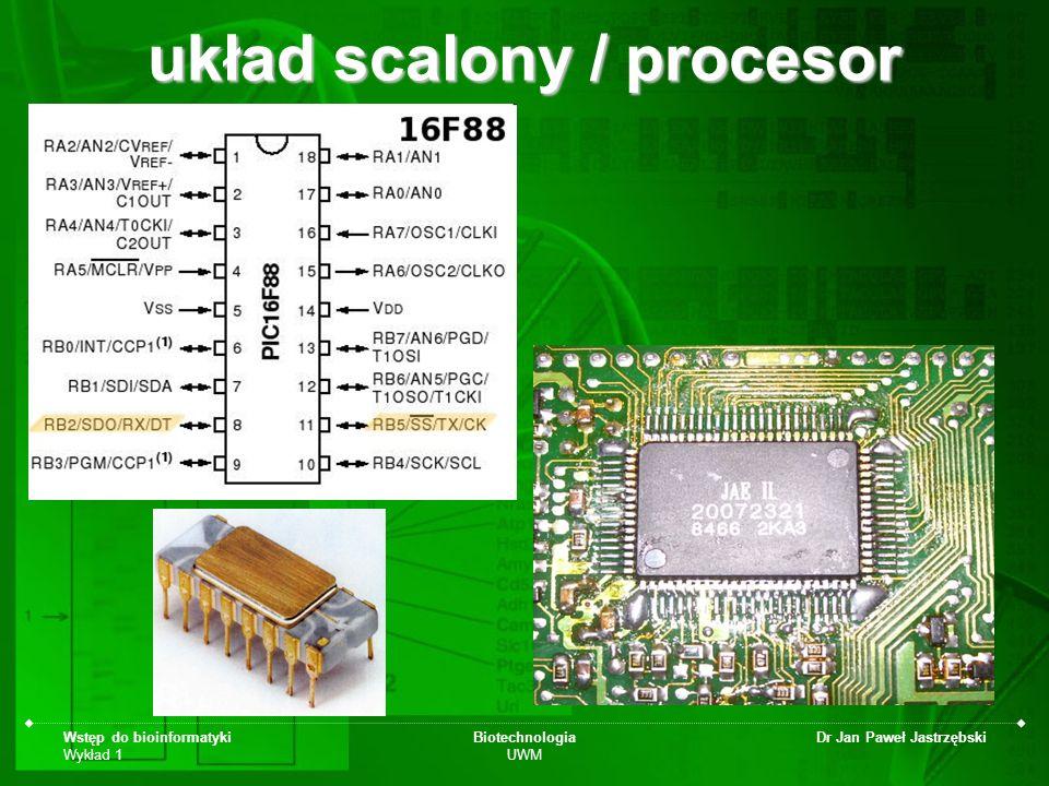 układ scalony / procesor