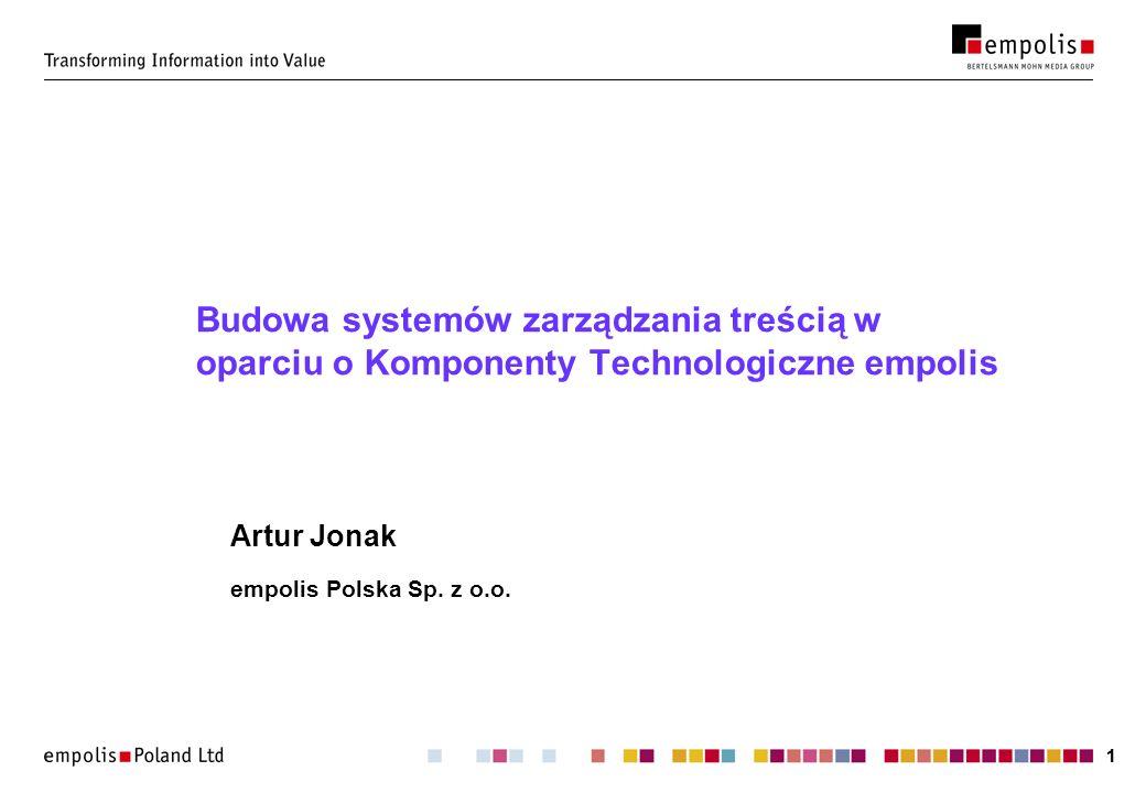 Artur Jonak empolis Polska Sp. z o.o.