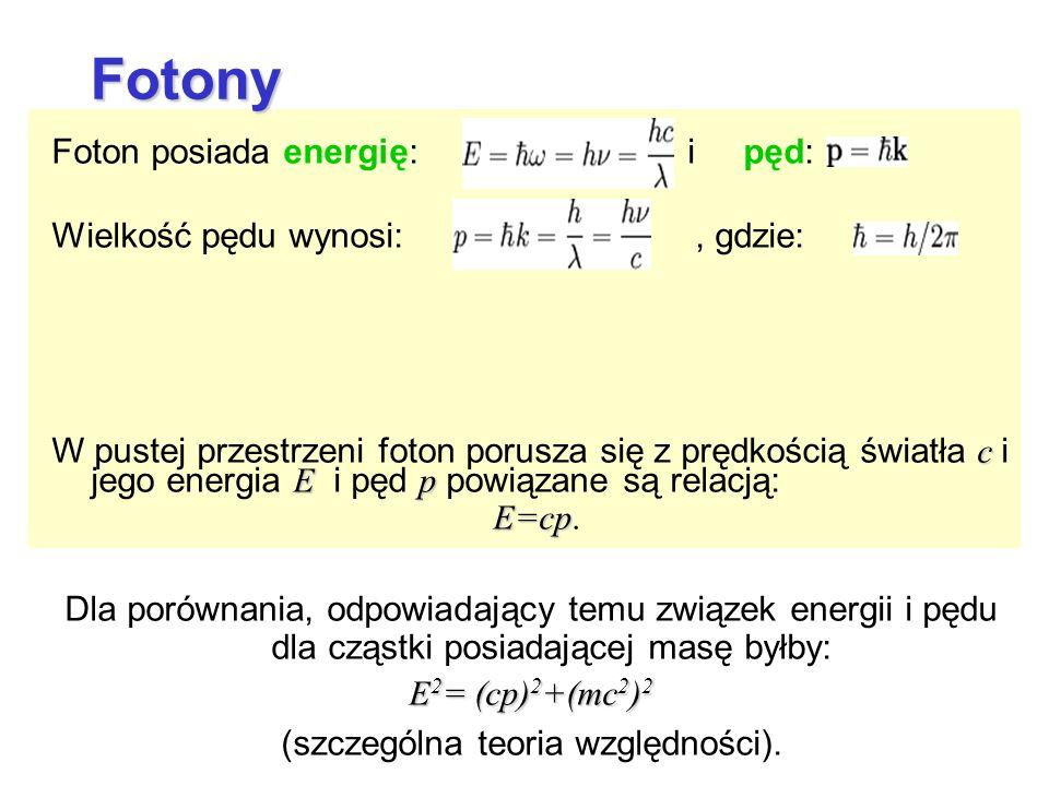 (szczególna teoria względności).