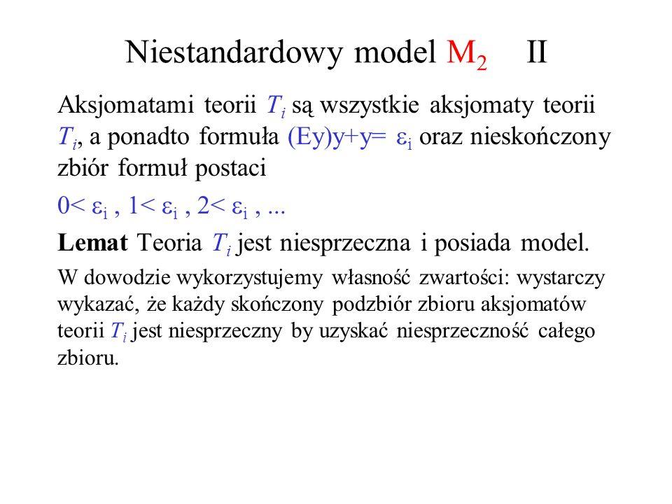 Niestandardowy model M2 II