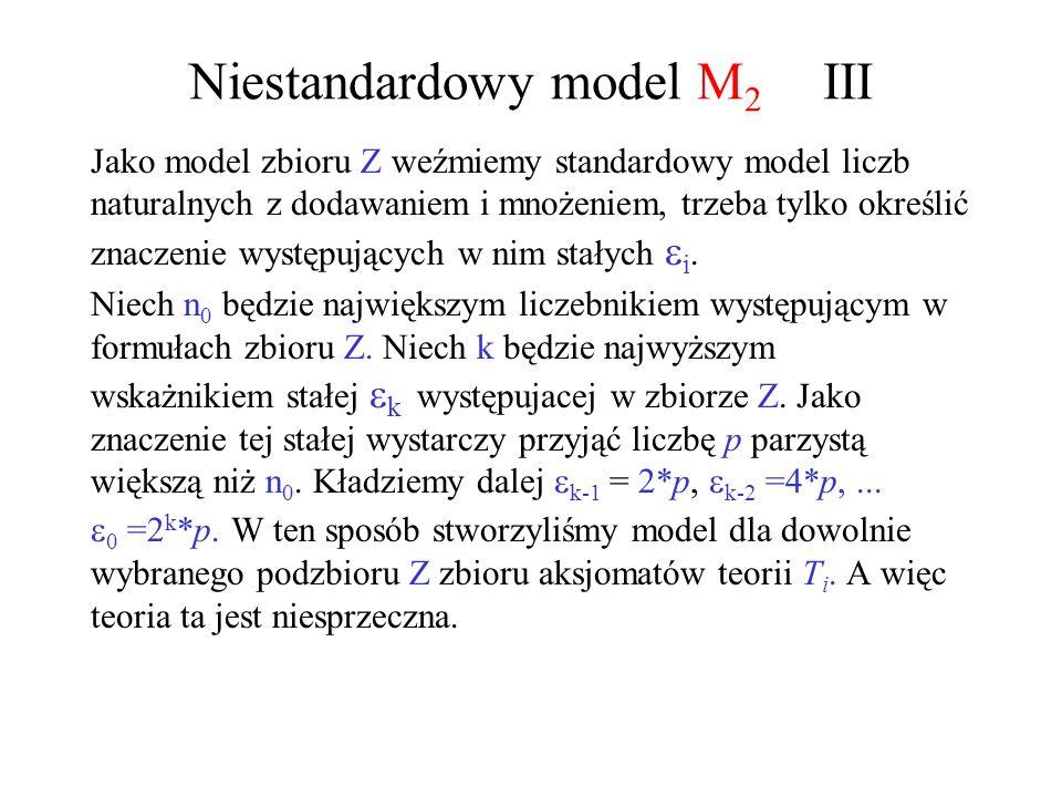 Niestandardowy model M2 III