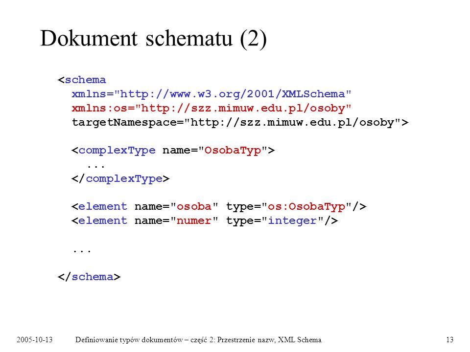 Dokument schematu (2)