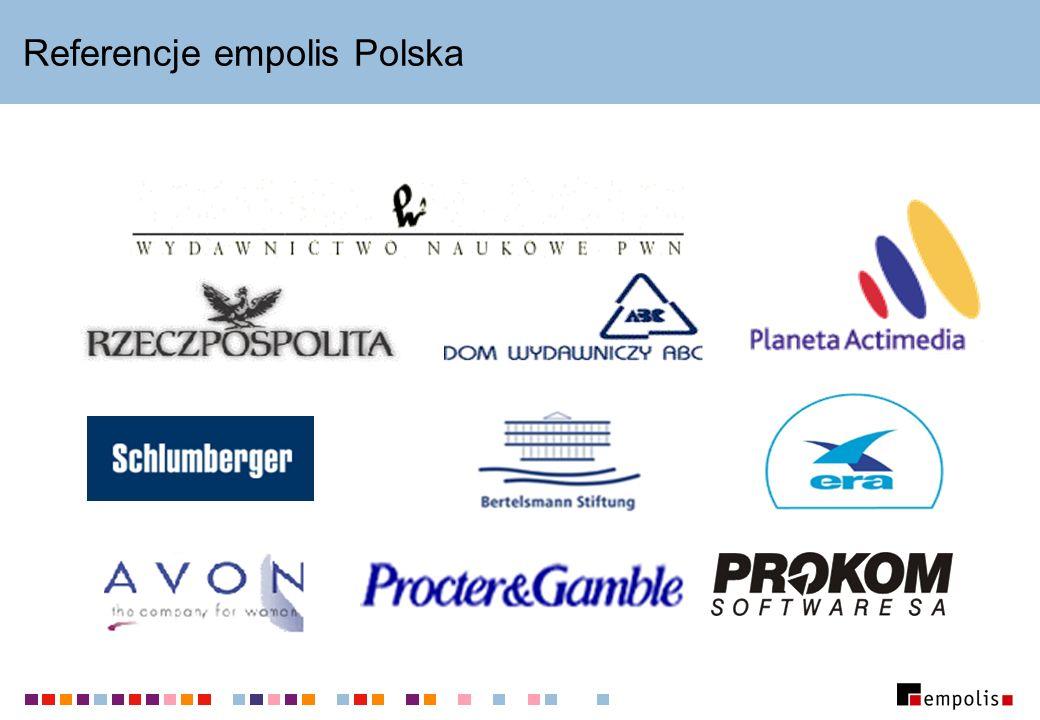 Referencje empolis Polska